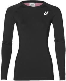 Asics Womens Base Layer Top 153388-0904 Black XS
