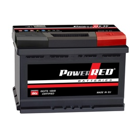 Monbat Power Red 80Ah 720A