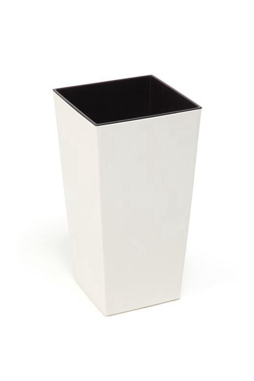 Lillepott Finezja, 31x31x60cm, helebeež
