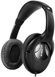 Sven AP-670V Over-Ear Headphones Black