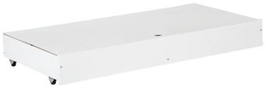 Klups Under-Cot Drawer 120x60cm White