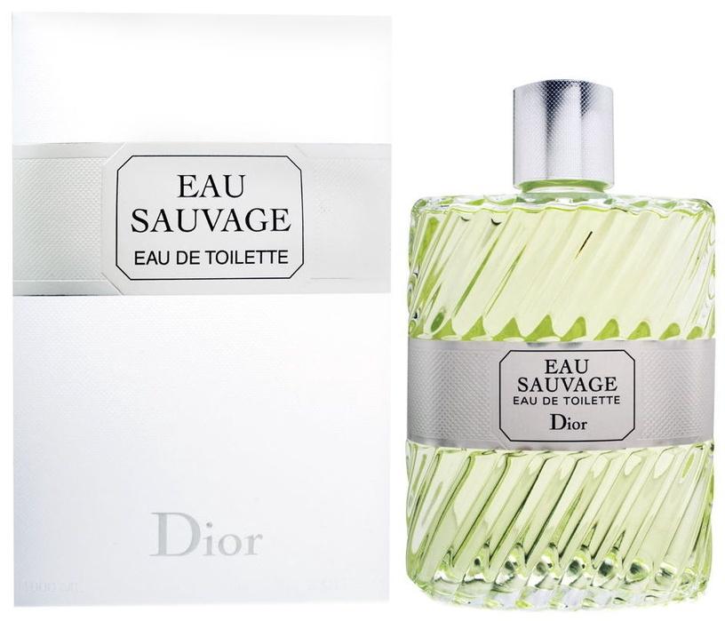 Christian Dior Eau Sauvage 200ml EDT