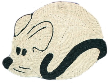 Trixie 4315 Mouse Scratching Mat