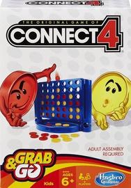 Настольная игра Hasbro Connect 4 Travel B1000