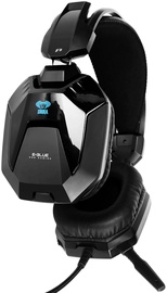 Kõrvaklapid E-Blue Cobra H948 Black