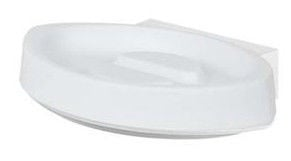 Spirella Lemon Soap Dish White
