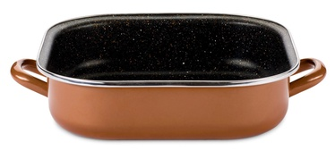 Delimano Square Pan Stone Legend CopperLUX 27x27x7cm