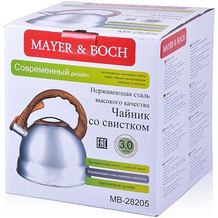 Mayer&Boch Whistling Kettle 28205 3l
