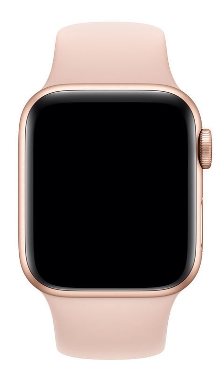 Apple 40mm Pink Sand Sport Band S/M & M/L