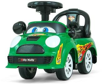 Milly Mally Joy Ride On Green