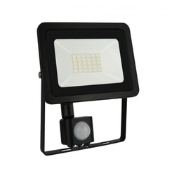 Прожектор NOCTIS LUX 2 SMD NW, LED 20W, IP44 с датчиком движения