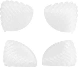 BabyDan Corner Cushions For Furniture 4pcs Transparent