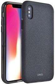 Uniq Lithos Back Case For Apple iPhone XS Max Black