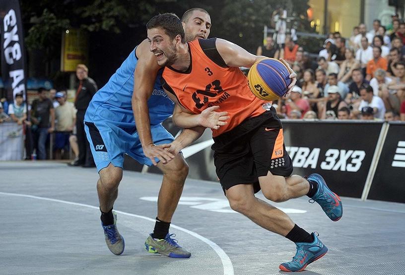 Wilson FIBA 3vs3 Officiall Ball