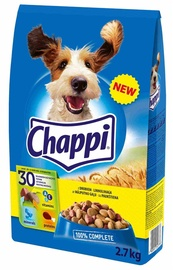 Chappi Complete Food Poultry 2.7kg
