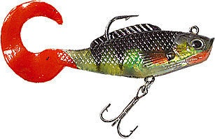 Jaxon Magic Fish TX-F G 8cm Red/Green
