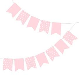 Herlitz Mix & Match Banner 2.5m Pink