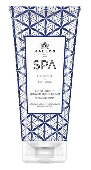 Kallos Spa Moisturizing Shower Scrub 200ml