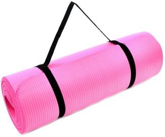 PROfit Fitness Pro Mat 180x60x1.5cm Pink