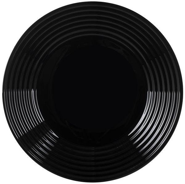 Luminarc Harena Dessert Plate 19cm Black