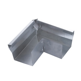 SN Rain Drainage External Duct Corner 60x80mm Grey