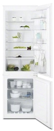 Встраиваемый холодильник Electrolux ENN2841AOW