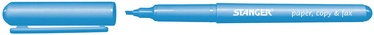 Stanger Highlighter Pen 1-3mm 10pcs Blue 180005900