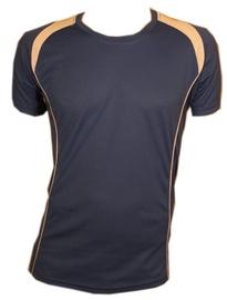 Bars Mens Football Shirt Blue 189 M