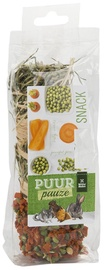 Witte Molen Puur Hay Stick With Carrot & Peas 70g