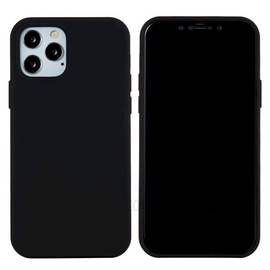 Fusion Elegance Fibre Back Case For Apple iPhone 12 Black