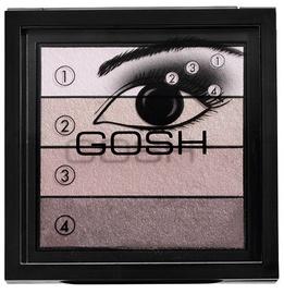 Lauvärv Gosh Smokey Eyes Palette 03, 8 g