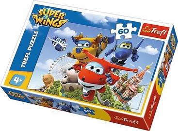 Trefl Puzzle Super Wings 60pcs 17307