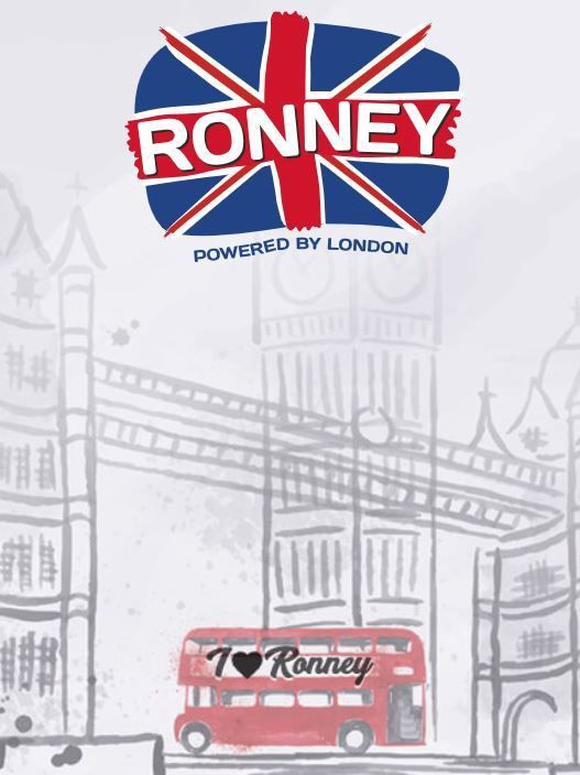 Ronney Acetone With Cherry Fragrance 500ml