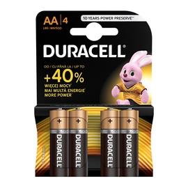 PATAREI DURACELL C&B AA 4TK