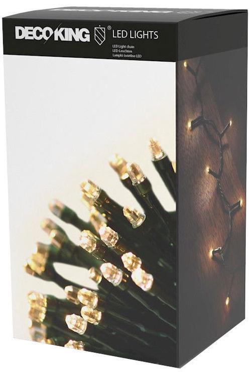 Jõulutuled DecoKing LED Chain, soe valge, 1043 cm