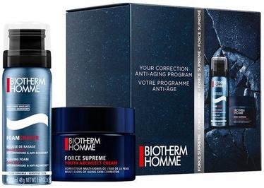 Biotherm Homme Force Supreme Cream 50ml + 50ml Foam Shaver