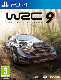 WRC 9: FIA World Rally Championship PS4