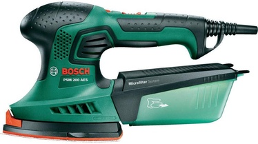 Bosch PSM 200 AES Multi Sander with Case