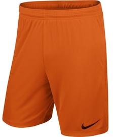 Nike Junior Shorts Park II Knit NB 725988 815 Orange XL