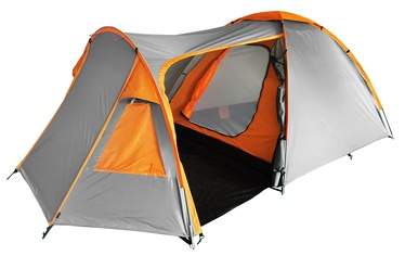2-местная палатка O.E.Camp RD-T23-2, oранжевый/серый