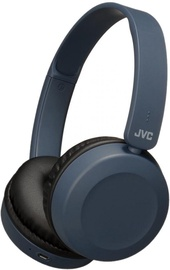 JVC HA-S31BT Bluetooth On-Ear Earphones Blue
