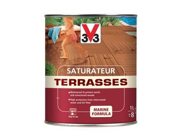 Terrassiõli V33 109044 1L värvitu