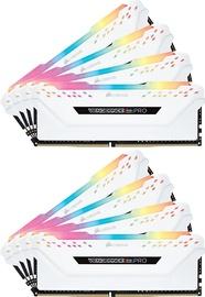 Corsair Vengeance RGB Pro White Series 64GB 3200MHz CL16 DDR4 KIT OF 8 CMW64GX4M8C3200C16W