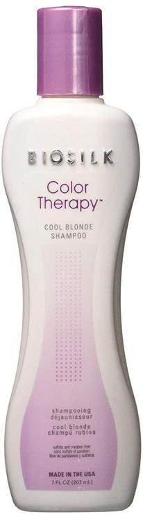Farouk Systems Biosilk Color Therapy Cool Blonde Shampoo 207ml