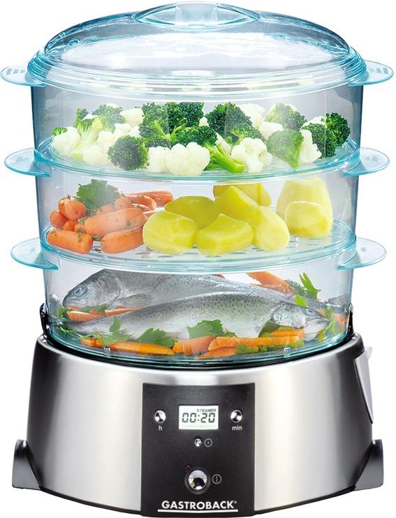 Gastroback Design Food Steamer 42510