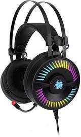 Игровые наушники Tracer GameZone Madman RGB Black
