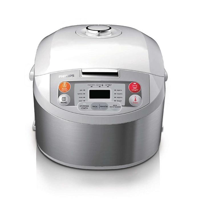 Multifunktsionaalne toiduvalmistaja Philips HD3037/70