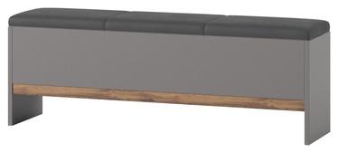 Szynaka Meble Livorno 65 Bench 165x47x35cm Grey