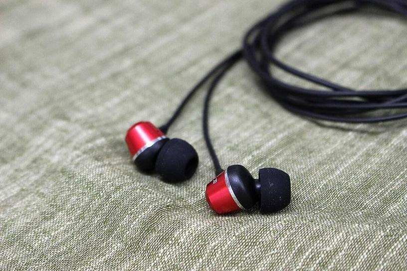 Kõrvaklapid Pioneer SE-QL2T-R Red
