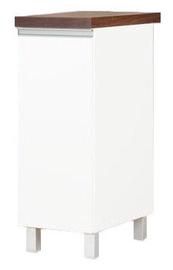 Bodzio Sandi Kitchen Bottom Cabinet 30x86x52cm White